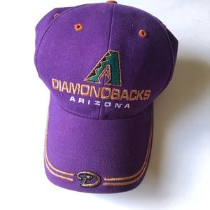 Vintage Arizona diamondbacks hat